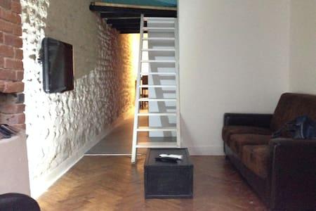 Appt. Royan  100 m plage Mezzanine - Apartment