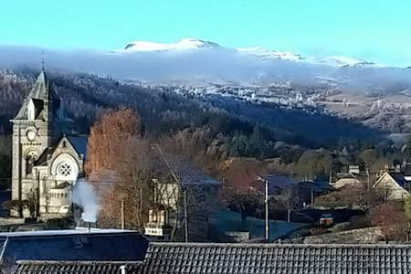 B&B in Victorian house with views. - Pitlochry