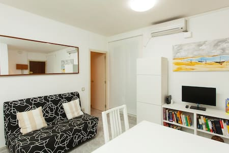 TOP LOCATION,WiFi,Center of EL BORN, new flat - Barcelona - Apartment
