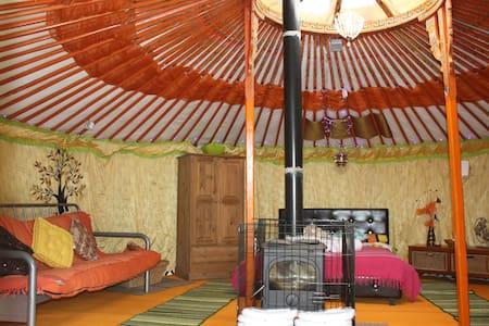 Giant Yurt - Mammoth Mongolian - Robertsbridge - Tenda