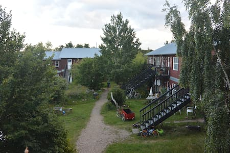 Lovely place - in eco-village - Roskilde