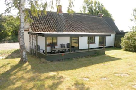 Feriehus ved Gulstav på Sydlangeland - Bagenkop