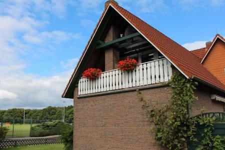 Schöne, große Wohnung nahe Nordsee - Wohnung