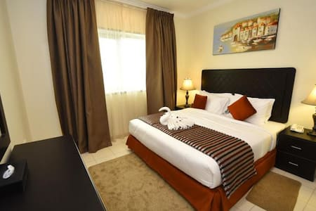 Brand New Fully Furnished Hotel Apartments Ajman - Ajman