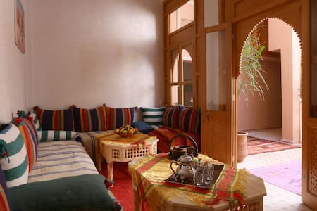 Chambre Twin a Marrakech - Marrakesh - Bed & Breakfast