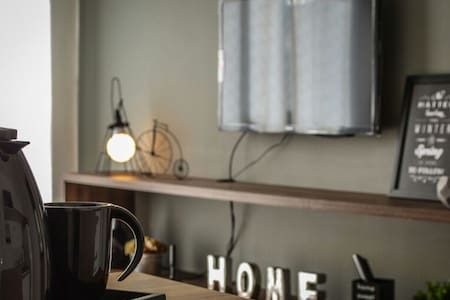 Aconchego e ótima localização em Curitiba - Curitiba - Apartamento