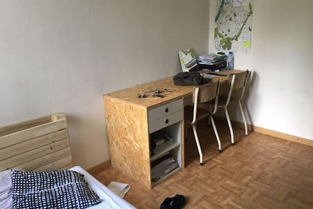 Cosy & Cheap rooms in Antwerp - Antwerpen - Lägenhet