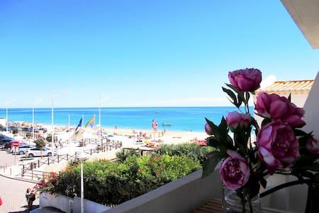 Ferienwohnung direkt am Strand von Salema - Apartment