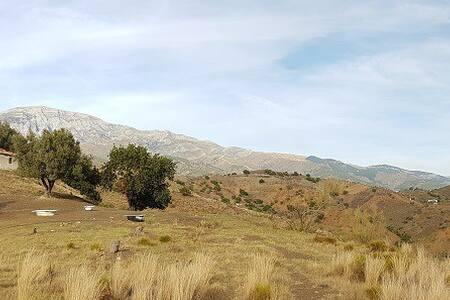 Luxury Yurts in Beautiful Southern Spain - Sedella