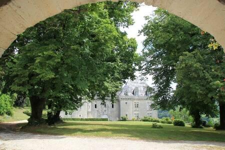 Périgord - Château de Montardy - Castillo