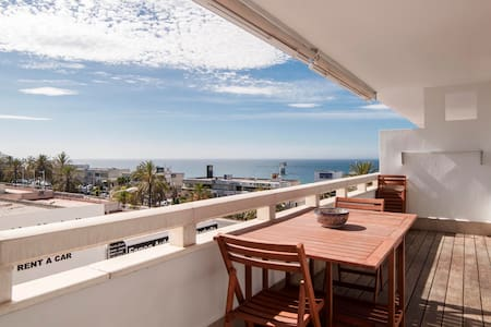 Modern apartament just in front of the sea - Marbella - Apartment