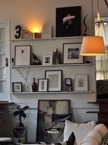 Big, Nicely Decorated Loft: Great location & light - New York