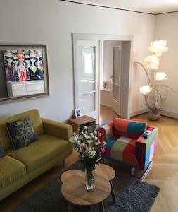 Appartement pour famille dans le Gros de Vaud - Apartmen