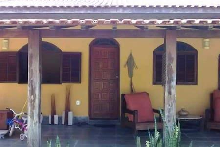 Casa/Hostel em Aldeia Velha - RJ - Casimiro de Abreu - Casa