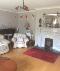 Sunny and comfortable double room - Mullingar - House