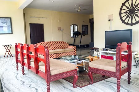 Comfortable, Spacious, and safe. - Hyderabad - House