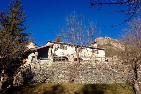 Les Granges de la Pia Bed & Breakfast Mercantour - Tende