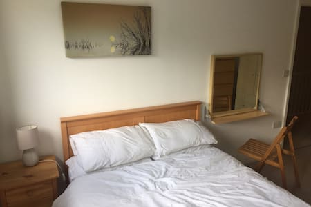 Double room in new town centre home - House