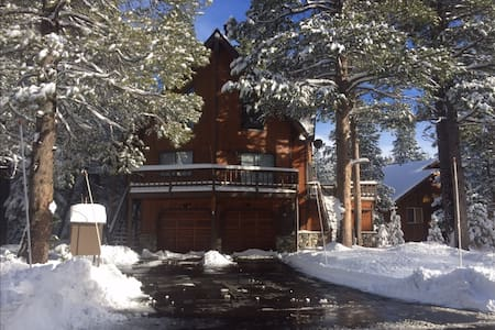 (New Rental) Cozy Chateau in Tahoe Donner - Truckee
