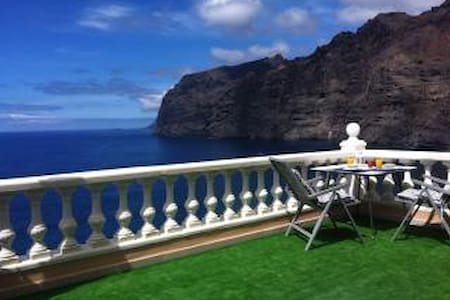 APARTMENT WITH AMAZING VIEWS - Los Gigantes - Apartamento