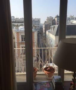 Chambre Idéale au cœur de Paris - Paris - Bed & Breakfast