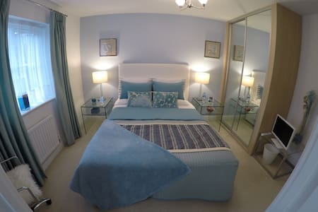 Luxury Double Room & Private Bathroom - Casa