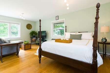 The Lotus Room - Guest House - Kennett Square - Gästhus