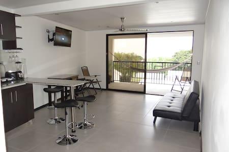 New apartment per night/week/month4 - Alajuela - Apartment