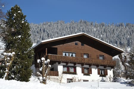In the heart of Dolomiti Mountains3 - Valle San Silvestro - Wohnung