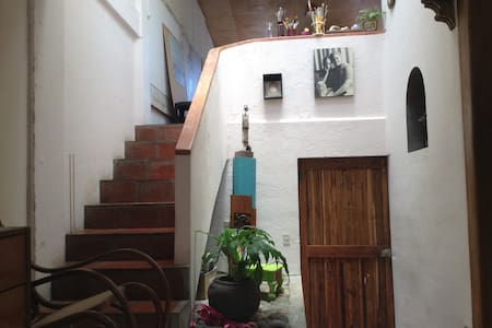La Casa de la pintora - Hus