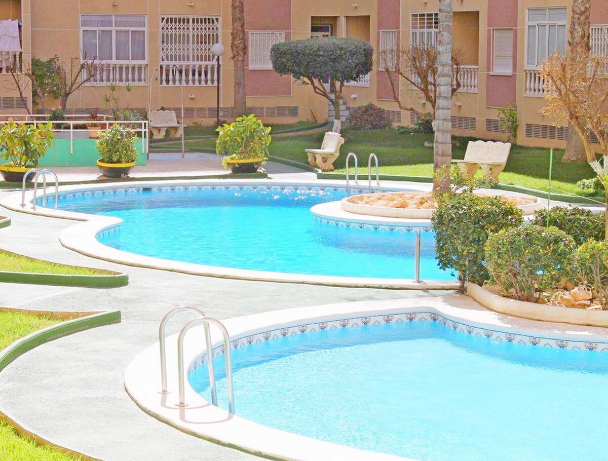 Купить квартиру в испании на берегу моря недорого аликанте
