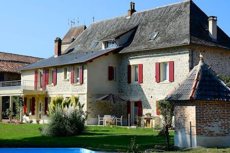 Chambre d'hotes au coeur du village - Bagnac-sur-Célé - Inap sarapan