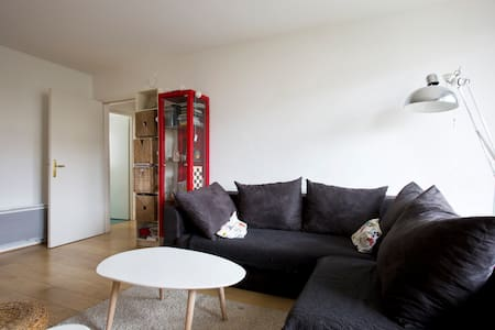 Compfortable flat with parking - Wohnung