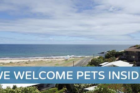 PetLet12 Amazing Sea Views - 3BR - Haus