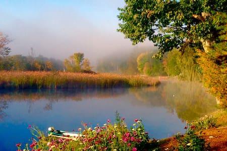 Fish Creek Paradise - Casa Pura Vida - Saratoga Springs