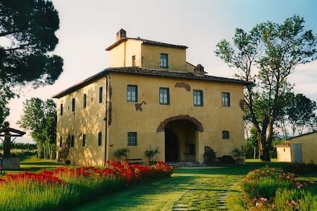 Apartment in farmhouse in Arezzo - Arezzo - Lejlighed