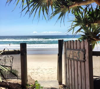 Pips Beach House - Hus