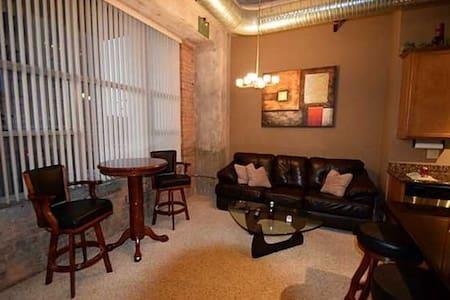 Downtown Toledo Loft - Apartment