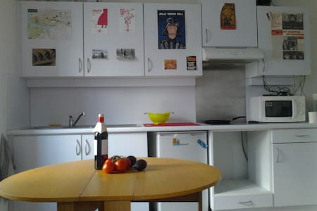 Appartement relax 26m2 sur la butte aux cailles - Paris - Apartment