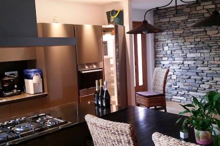 Modern openspace flat in Buttrio - Appartement