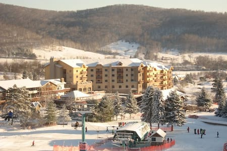 Tamarack Club at Holiday Valley - Ellicottville