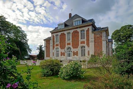 Chambre raffinée dans un château à la campagne - Gästehaus