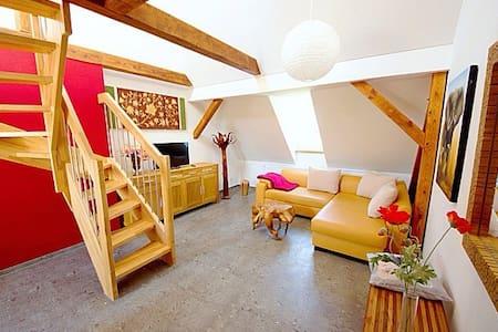 Maisonettewohnung am Schwanenteich - Spremberg - Apartament
