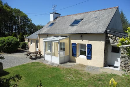 Gîte de Kermerour - indépendant, Finistère sud - Dom