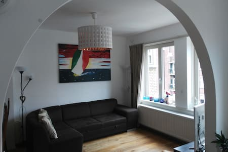Nice appartment in traditional Amsterdam Zuid - Amsterdam - Appartement