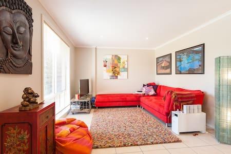 Sunny private room in Preston - Townhouse