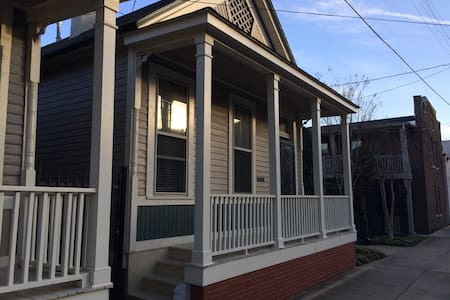 Historic Downtown Cottage - Memphis - Casa