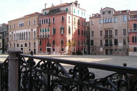 Venezia centro, Campo Sant'Angelo - Venetië - Appartement