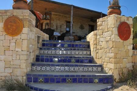 Villa Terlingua, Stylish Main House - Terlingua - Casa