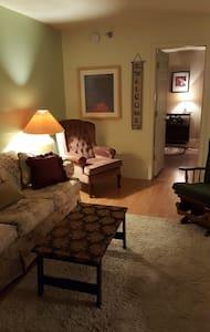 Cozy Corner II - near  SIU & bars - Lägenhet